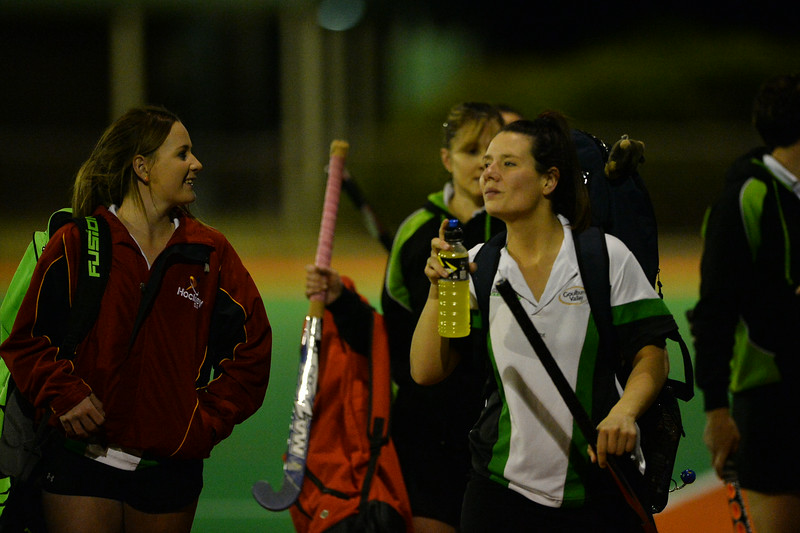 """A"" Grade Women (Berri v Waikerie)   Round 10"