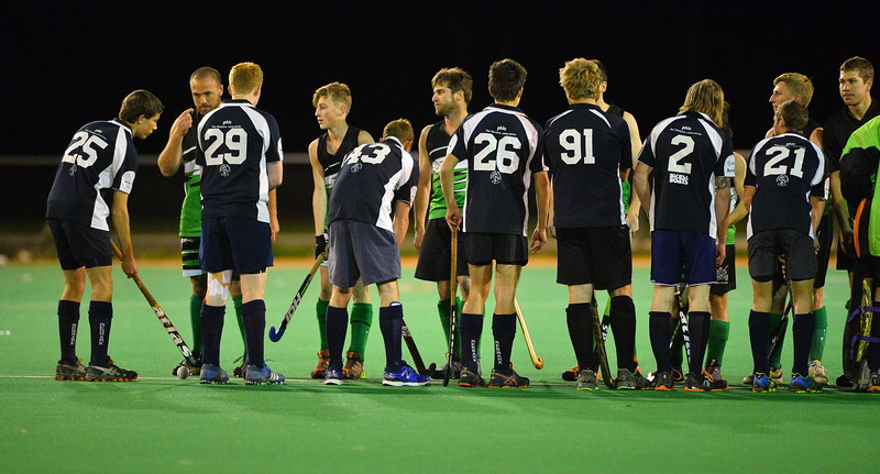 """A"" Grade Hockey Men Waikerie v Renmark (Round 15)"