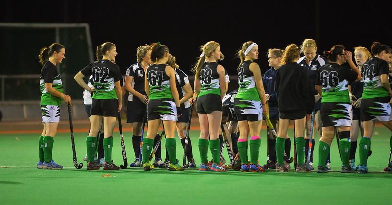 "Hockey ""A"" Grade Women Waikerie v Renmark (Round 12)"