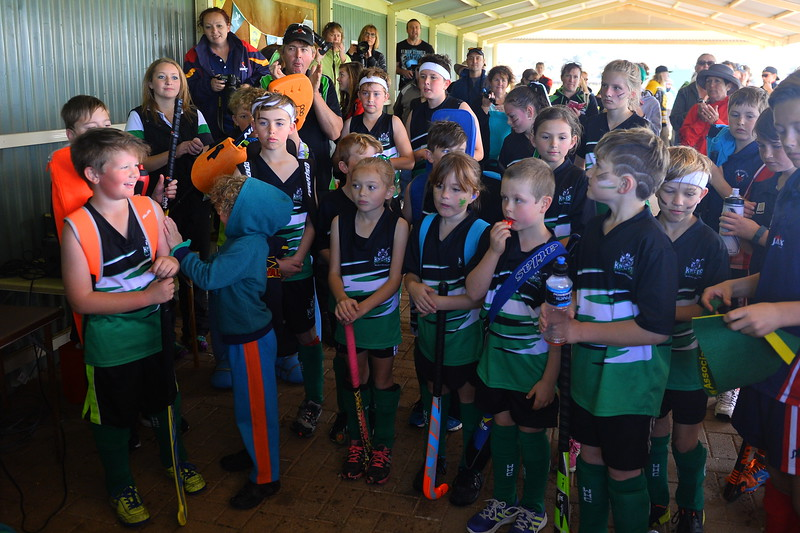 """U12 Mixed"" PREMIERS Waikerie"