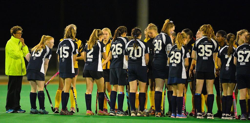 """""""U18"""" Women PRELIM FINAL Renmark v Loxton"""