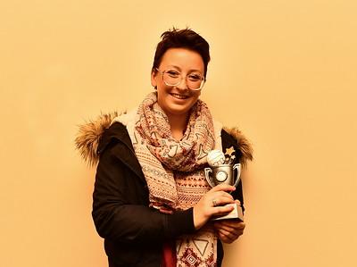 Riverland Independent Netball, 2018 Trophy winner Kristy Reid