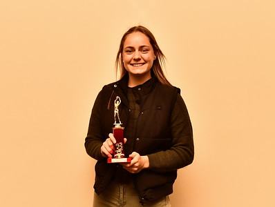 """Riverland Independent Netball 2018 """"A"""" Grade Rookie of the Year Molly Walmesley-Cotham"""