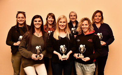 """Riverland Independent Netball 2018 """"A"""" Grade Team of the Year"""