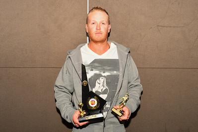 "RTCA ""A"" Grade Cricketer of the Year, Chris Hughes (Berri)"