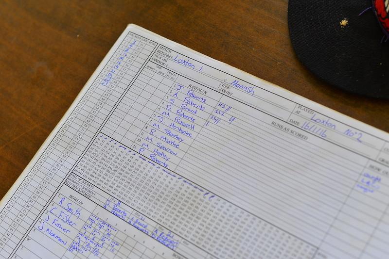"""A/B"" Grade Loxton 1 (Loxton Bengals) v Monash"