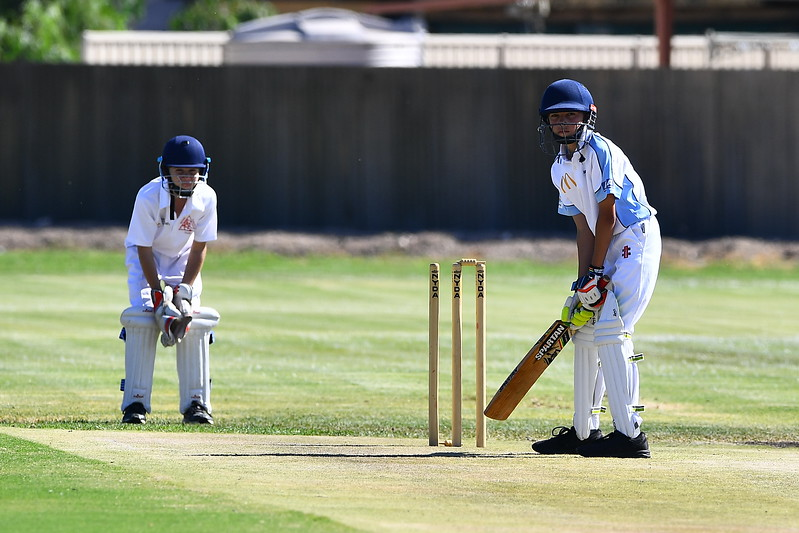 """U13"" Riverland Junior Cricket Renmark v Berri"