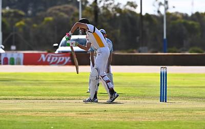 Luke Zdanowicz (Berri) top score of 30 for the innings