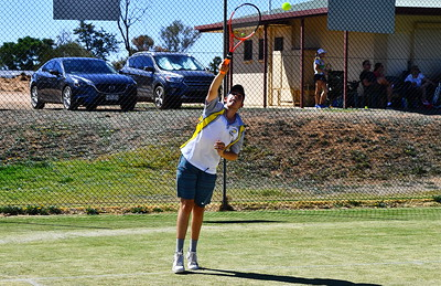 Corey Knoblauch (Loxton Spinners)