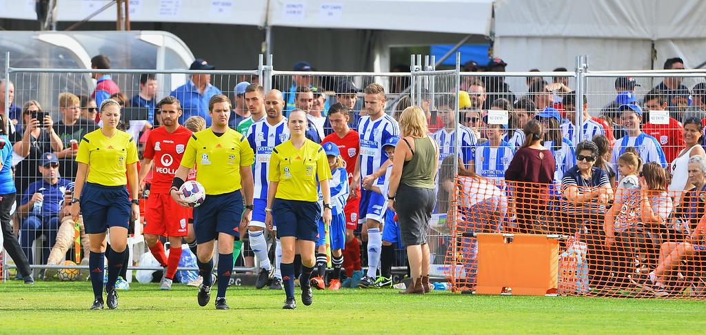 Regional Round Adelaide United v West Adelaide (at Renmark)