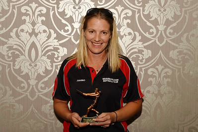 "Best and Fairest winner ""C"" Grade  Helen Johnson (Waikerie) 19 votes"