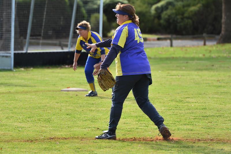 Masters Softball Day 2