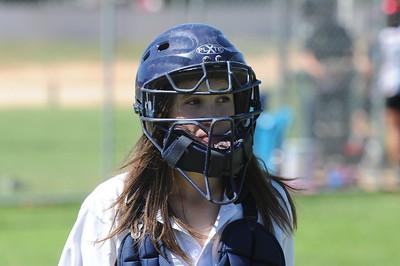 Sarah Armstrong (Berri) catcher