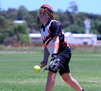 Pitching for Waikerie, Nick Hocking