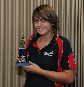 2011/2012 PRESIDENTS AWARD Carly Thompson (Berri)