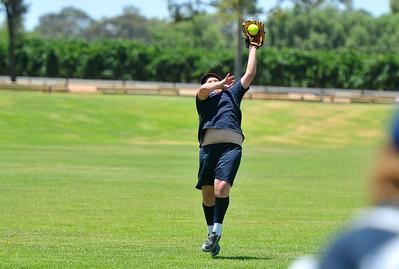 Great catch by Braden Townley (Lox Green)