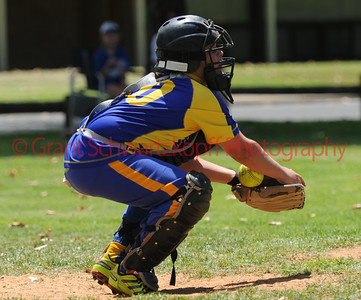 Andrew Sewell (Cobby) catching