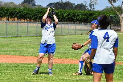 Sharon Letton (Renmark) takes the catch