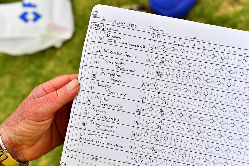 """C"" Grade Riverland U15 v  Berri (Round 5)"