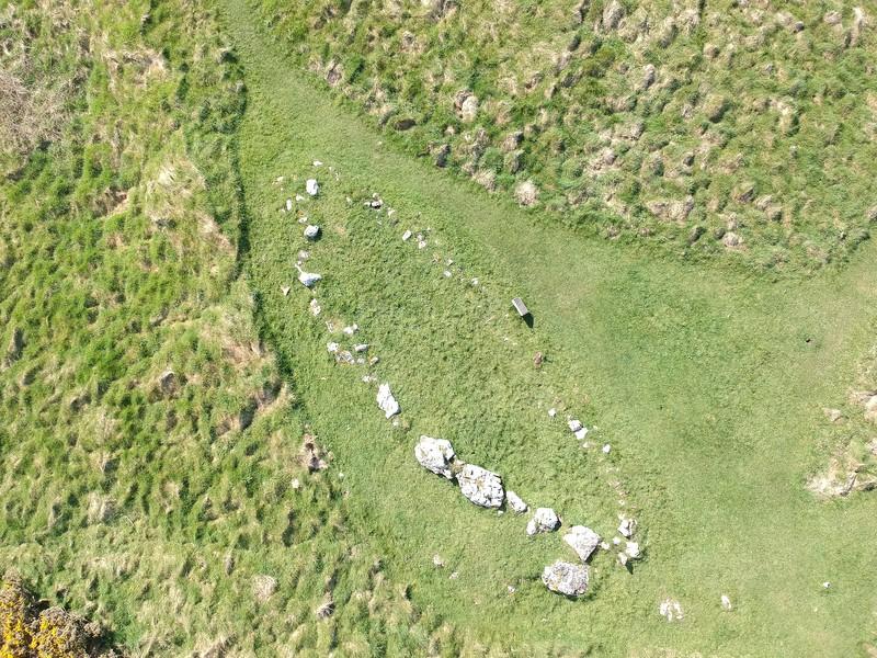 Balladoole, Isle of Man - Boat Burial 01