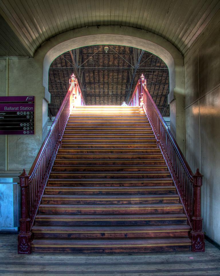 Stairway to Departure 2