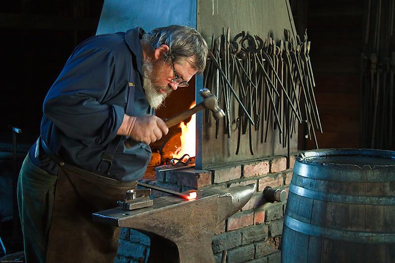 Blacksmith, Ballarat, Australia