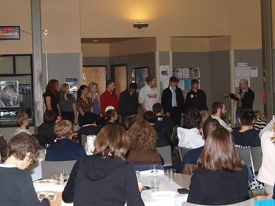 2011 Nov 15 Banquet