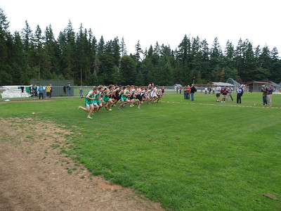 2011 Sept 14 Woodinvill & Eastlake at Beaver Lake