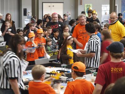 2011 FLL Competion Ballard HS