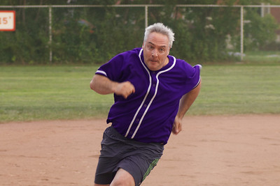 Luc Baril Ligue de Balle Molle de Noyon de Boucherville, Saison 2011, Mauve