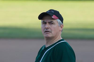 Marcel Léveillée, vice-président Ligue de Balle Molle de Noyon de Boucherville, Saison 2011 Vert