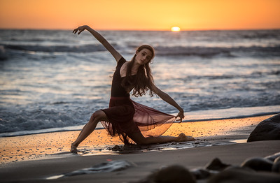 Fine Art Ballet Photography: Nikon D810 Elliot McGucken Fine Art Ballerina Dancer Dancing Classical Ballet Seascape Landscape Photography!!