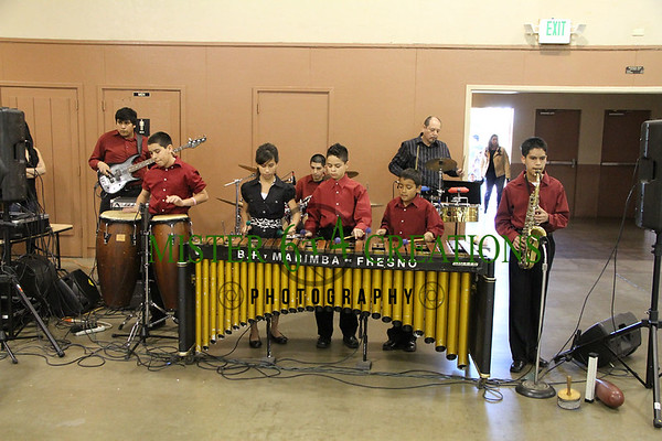 Quinceanera Performance -January 23, 2010