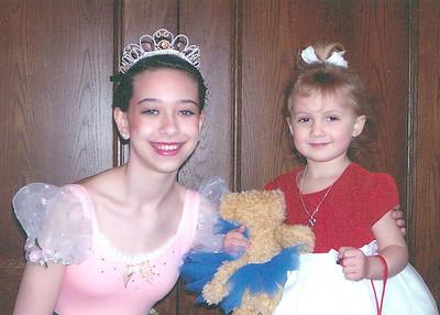 Rachel - ballerina