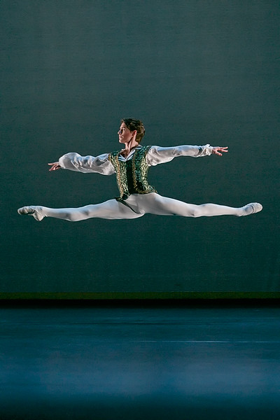 Aitor Arrieta, the English National Ballet