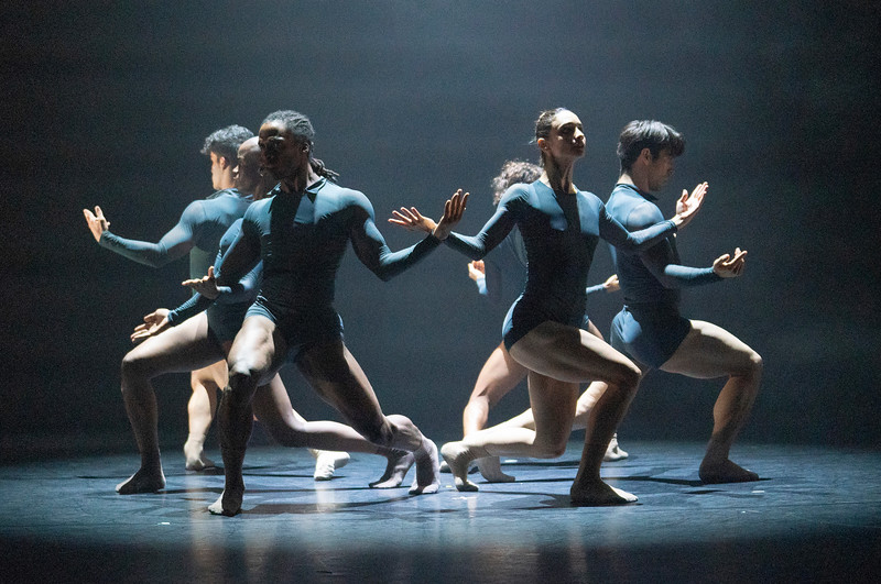 Up-Close Dance performed by Acosta Danza in the Linbury Theatre, Royal Opera House, London, UK