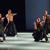 'Kaash' performed by Akram Khan Company at Sadler's Wells Theatre,London, UK
