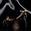 '8 Minutes' Dance choreographed by Alexander Whitley for Sadler's Wells. Performed at Sadler's Wells, London, UK