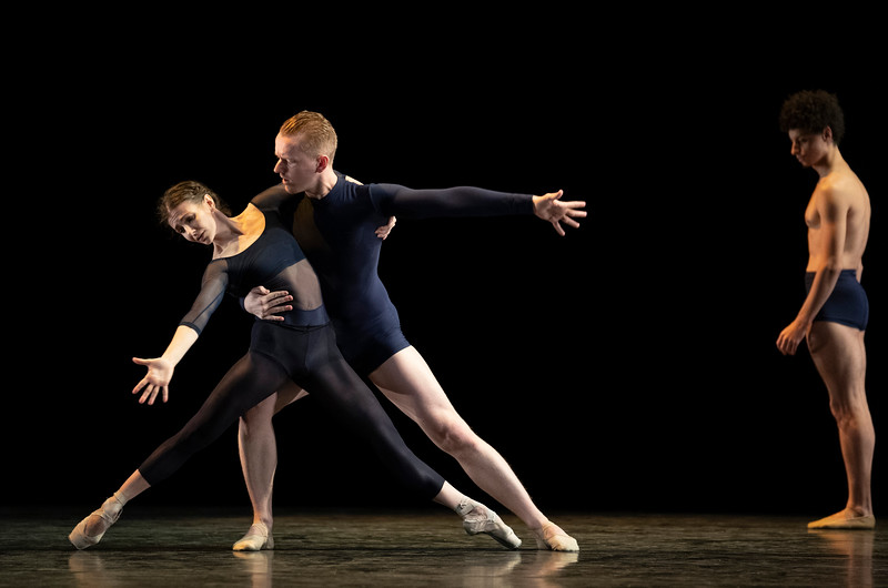 'Alina at Sadler's Wells' Dance performed at Sadler's Wells Theatre, London, UK