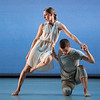 'Chacony' Dance performed by Richard Alston Dance Company at Sadler's Wells Theatre, London, UK