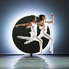 'EN' Performed by Alvin Ailey Dance Theatre at Sadler's Wells Theatre, London, UK