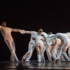 'Awakening'' Dance performed by Alvin Ailey Dance Theater at Sadler's Wells Theatre, London, UK