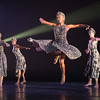 'Four Corners' Dance performed by Alvin Ailey Dance Theatre at Sadler's Wells Theatre, London, UK