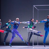 'Them/Us' Performed by the Ballet Boyz at Sadler's Wells Theatre, London, UK