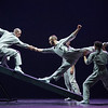 'Fourteen Days' Dance performed by Ballet Boyz at Sadler's Wells Theatre, London, UK