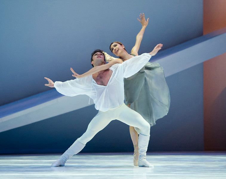 'Romeo and Juliet' Ballet performed by Ballet Monte Carlo at the London Coliseum, UK