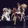 'La Fresque' Dance performed by Ballet Preljocaj at Sadler's Wells Theatre. London, UK