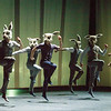'Life' Dance created by Javier de Frutos and Pontus Lidberg performed by BalletBoyz at Sadler's Wells Theatre, London, UK