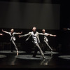 '9' Dance performed by Cas Public at the Linbury Theatre, Royal Opera House, London, UK