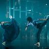 'Dark Arteries' Ballet Choreographed by Mark Baldwin, performed by Ballet Rambert at Sadler's Wells Theatre